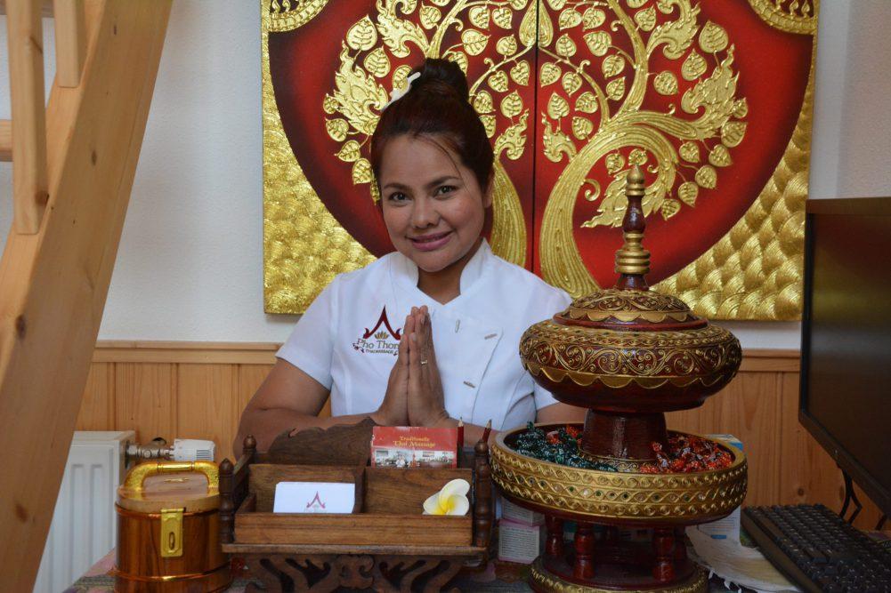 Pho Thong betekent boom met gouden bladeren.